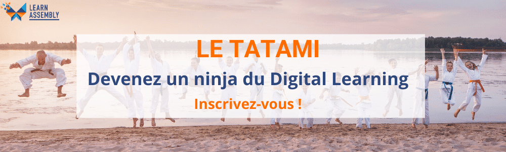 Tatami - Formation Digital Learning