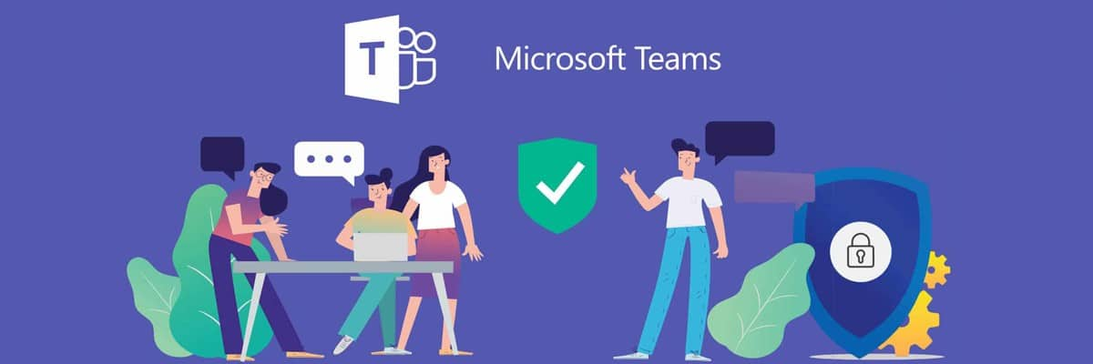 Microsoft Teams formation