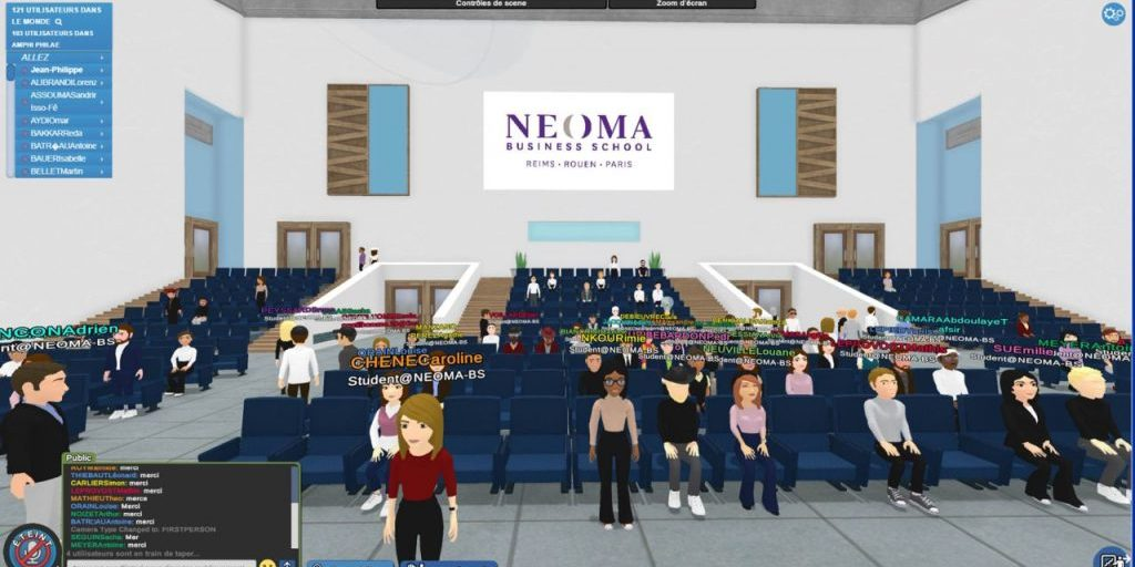Neoma campus virtuel